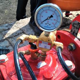 Регулятор давления в капельной системе полива