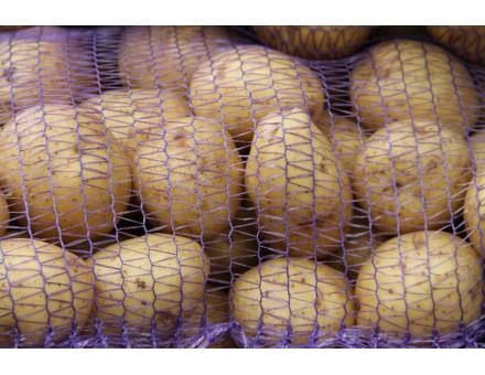 Картофельная сетка-мешок