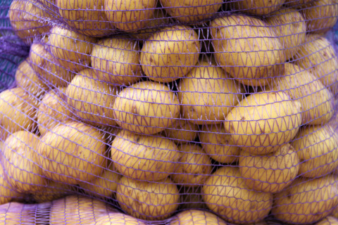 Картофельная сетка