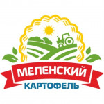Логотип Меленский картофель