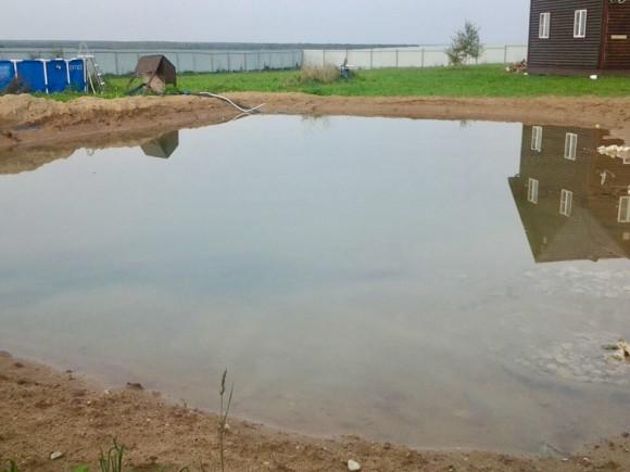 Источник воды для полива