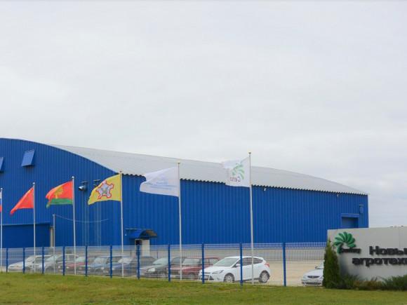 Завод про производству капельной ленты в Липецкой области
