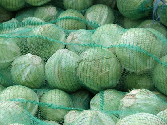 Овощная сетка для капусты